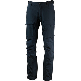Lundhags Authentic II - Pantalones de Trekking Hombre - Regular azul